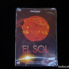 Cine: EL SOL DISCOVERY CHANEL - DVD NUEVO PRECINTADO. Lote 115869919