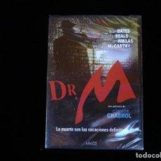 Cine: DR. M - DVD NUEVO PRECINTADO. Lote 115870407