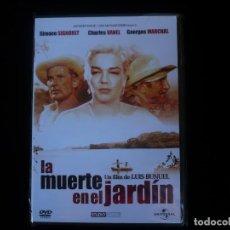 Cine: LA MUERTE EN EL JARDIN - DVD NUEVO PRECINTADO. Lote 115871019