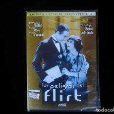 Cine: LOS PELIGROS DE FLIRT - DVD NUEVO PRECINTADO. Lote 115871283