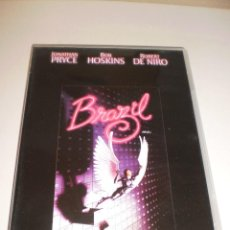 Cine: DVD. BRAZIL. ROBERT DE NIRO 124 MINUTOS (PROBADA Y BIEN). Lote 115874467