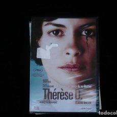 Cine: THERESE D - DVD NUEVO PRECINTADO. Lote 115932555