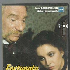 Cine: FORTUNATA Y JACINTA IV (TELEFONICA) - DVD SLIM COMO NUEVO. Lote 116051092