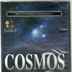 Cine: COSMOS CARL SAGAN ENCICLOPEDIA GALÁCTICA (LLAMENTOL) - DVD SLIM NUEVO. Lote 116051320