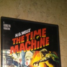Cine: DVD THE TIME MACHINE. Lote 116127195