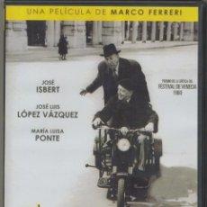Cinéma: EL COCHECITO DVD (PEPE ISBERT) UN TIERNO RELATO...CON LA ACTUACIÓN DEL INEFABLE Y GENIAL PEPE ISBERT. Lote 188543815