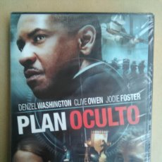 Cine: DVD PLAN OCULTO/PRECINTADO. Lote 116228442