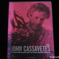Cine: UNA MUJER BAJO LA INFLUENCIA + OPENING NIGHT + FACES + SHADOWS, JOHN CASSAVETES - DVD COMO NUEVOS. Lote 116363059
