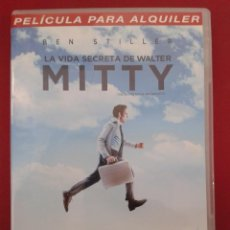 Cine: LA VIDA SECRETA DE WALTER MITTY (BEN STILLER). Lote 116369091
