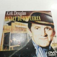 Cine: KIRK DOUGLAS LA LEY DE LA FUERZA. Lote 116421363