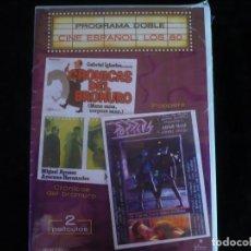 Cine: CRONICAS DEL BROMURO + POPPERS, 2 PELICULAS - NUEVA PRECINTADA. Lote 126244926