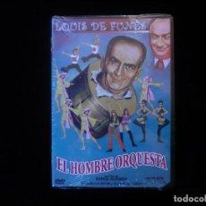 Cinema: EL HOMBRE ORQUESTA, LOUIS D FUNES - DVD NUEVO PRECINTADO. Lote 116519803