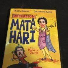 Cine: MATA HARI ( DVD SEGUNDA MANO ). Lote 116542718