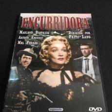 Cinema: ENCUBRIDORA ( DVD SEGUNDA MANO ). Lote 116707791