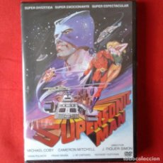 Cine: SCI-FI SUPERSONIC MAN SUPERMAN FREAK ESPAÑOL. JUAN PIQUER SIMON (PRECINTADO). Lote 116838811