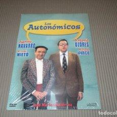 Cine: LOS AUTONOMICOS - DVD - NUEVA Y PRECINTADA - JUANITO NAVARRO - ANTONIO OZORES - RAFAELA APARICIO.... Lote 116962035