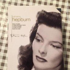 Cine: PACK KATHERINE HEPBURN, 4 DVDS LEER. Lote 116973723