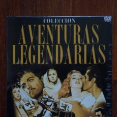 Cine: COLECCIÓN AVENTURAS LEGENDARIAS. Lote 117049515