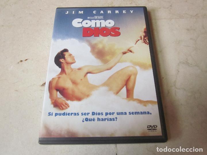 JIM CARREY - COMO DIOS DVD (Cine - Películas - DVD)