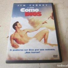 Cine: JIM CARREY - COMO DIOS DVD. Lote 117084879