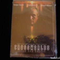 Cine: CROSSWORLDS ENTRE DOS MUNDOS - DVD NUEVO PRECINTADO. Lote 179397095