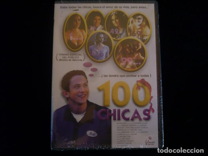 100 CHICAS - DVD NUEVO PRECINTADO (Cine - Películas - DVD)