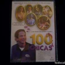 Cine: 100 CHICAS - DVD NUEVO PRECINTADO. Lote 117127639