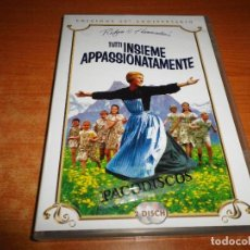 Cine: TUTTI INSIEME APPASSIONATAMENTE SONRISAS Y LAGRIMAS ITALIANO DOBLE DVD EDICION 40 ANIVERSARIO ITALIA. Lote 117236787