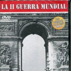 Cine: LA II GUERRA MUNDIAL Nº 2 CAE FRANCIA (DVD) PRECINTADO. Lote 117347403