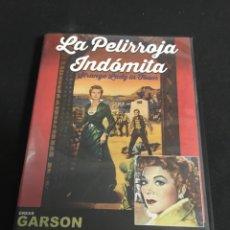 Cine: LA PELIRROJA INDOMITA ( DVD SEGUNDA MANO ). Lote 149450060