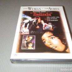 Cine: BELINDA - DVD - EDICION Z4 50761 - WARNER BROS - PRECINTADA - JANE WYMAN - LEW AYRES. Lote 117458339