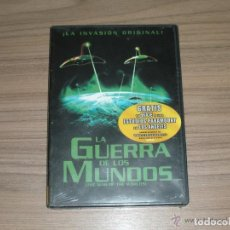 Cine: LA GUERRA DE LOS MUNDOS DVD NUEVA PRECINTADA. Lote 288579268