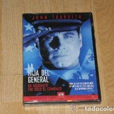Cine: LA HIJA DEL GENERAL DVD JOHN TRAVOLTA NUEVA PRECINTADA. Lote 263094715