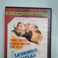 Cine: LEVANDO ANCLAS. Lote 117536091