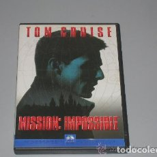 Cine: MISION IMPOSIBLE MISSION IMPOSSIBLE DVD TOM CRUISE NUEVA PRECINTADA. Lote 126070328