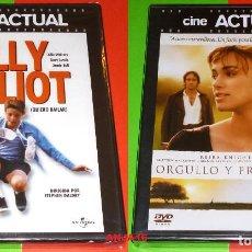Cine: BILLY ELLIOT + ORGULLO Y PREJUICIO PRIDE AND PREJUDICE - PRECINTADA. Lote 117670575