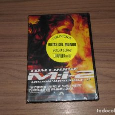 Cine: M:I-2 MISION IMPOSIBLE 2 MISSION IMPOSSIBLE 2 DVD TOM CRUISE NUEVA PRECINTADA. Lote 207304627