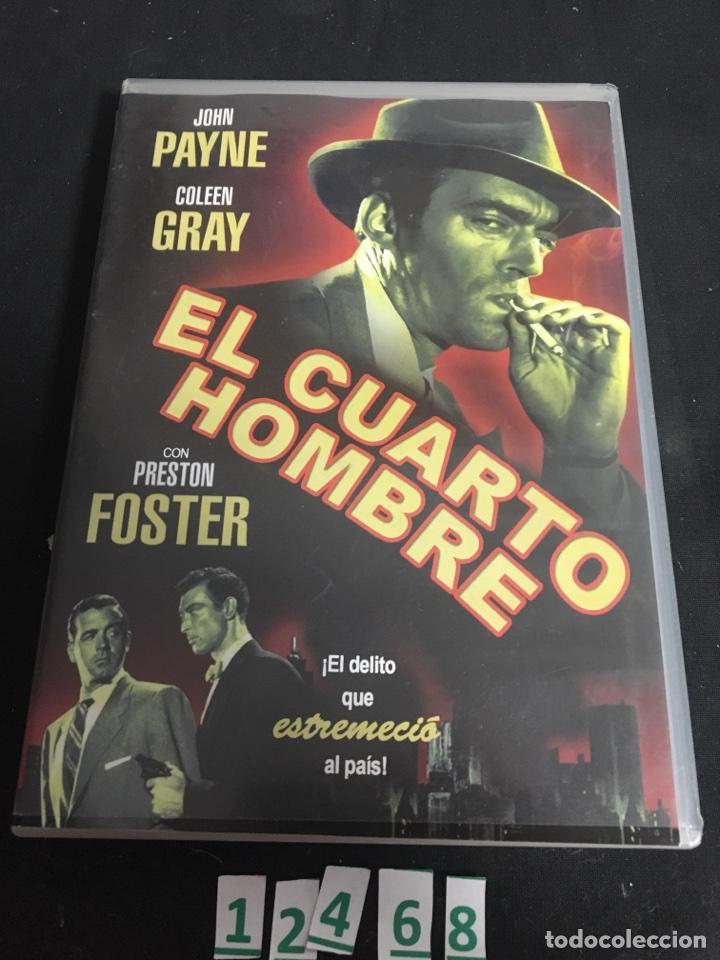 el cuarto hombre ( dvd segunda mano ) - Comprar Películas en DVD en ...