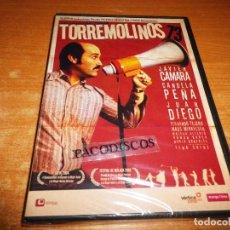 Cine: TORREMOLINOS 73 DVD PRECINTADO DEL AÑO 2009 JAVIER CAMARA CANDELA PEÑA JUAN DIEGO FERNANDO TEJERO. Lote 245376335