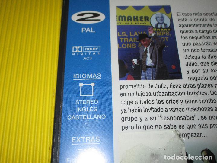 Cine: ACAMPA COMO PUEDAS ( FAMILY PLAN ) - DVD - EDICION 9070119 - UNIVERSAL - PRECINTADA - LESLIE NIELSEN - Foto 3 - 117956847