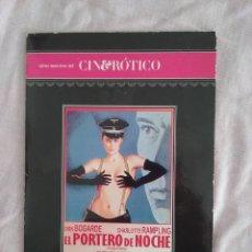 Cine: PORTERO DE NOCHE. LILIANA CAVANI. Lote 117996975