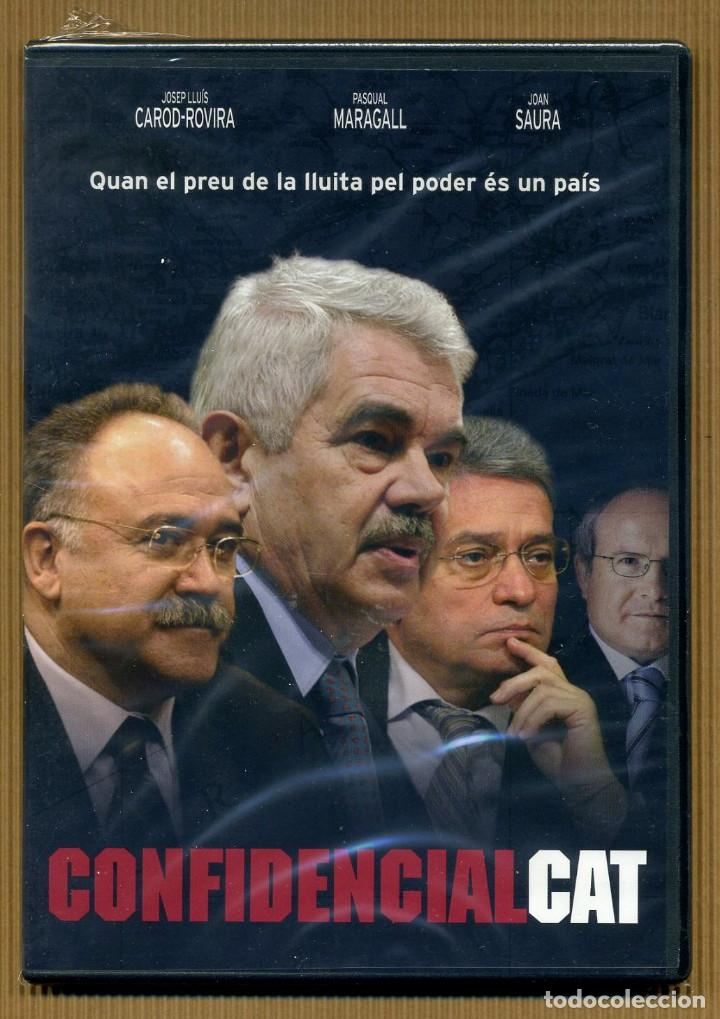 DVD DOCUMENTAL POLITC - CONFIDENCIAL CAT (Cine - Películas - DVD)