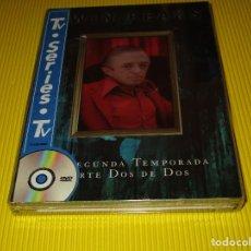 Cine: TWIN PEAKS ( SEGUNDA TEMPORADA PARTE DOS DE DOS ) - DVD - EDICION 80408 - PARAMOUNT - PRECINTADA. Lote 118059023
