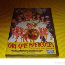 Cine: OH ! QUE MIERCOLES ( EL PECADO DE HAROLD DIDDLEBOCK ) - DVD - EDICION 1366 - SUEVIA - PRECINTADO. Lote 118063495