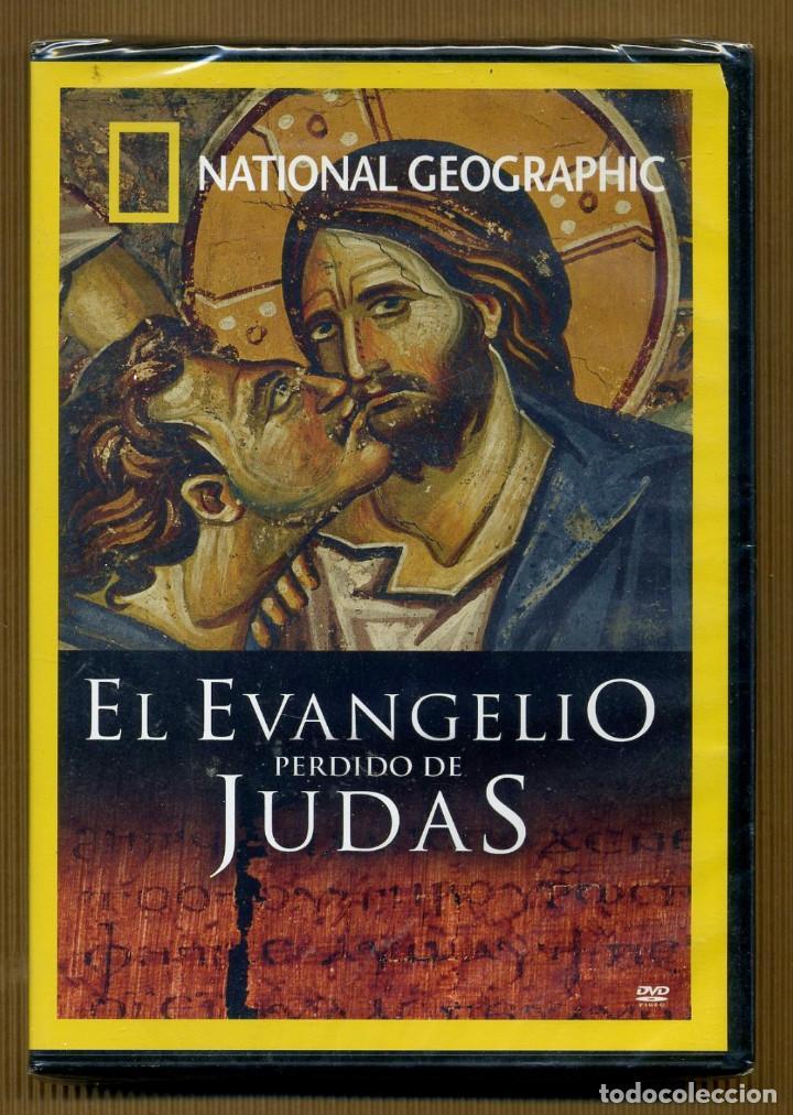 DVD NATIONAL GEOGRAPHIC - EL EVANGELIO PERDIDO DE JUDAS (Cine - Películas - DVD)