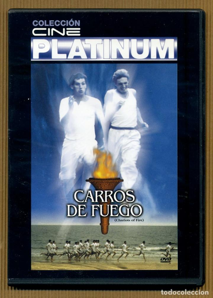 DVD COLECCION PLATINUM - CARROS DE FUEGO (Cine - Películas - DVD)