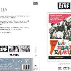 Cine: LA GRAN FAMILIA - FERNANDO PALACIOS. Lote 118143559