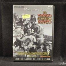 Cine: EL TURISMO ES UN GRAN INVENTO - PEDRO LAZAGA - DVD. Lote 118167955