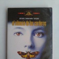 Cine: DVD EL SILENCIO DE LOS CORDEROS. Lote 118258579