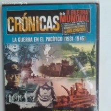 Cine: CRÓNICAS DE LA II GUERRA MUNDIAL. Lote 118255227
